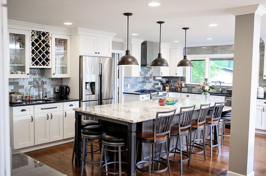 Kitchen Bath Flooring Remodeling Home Improvement Columbus Ohio